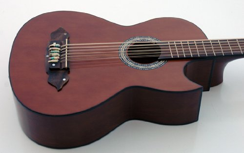 new mariachi bajo sexto electric 12 string guitar bass bajo sexto quinto buy online free. Black Bedroom Furniture Sets. Home Design Ideas