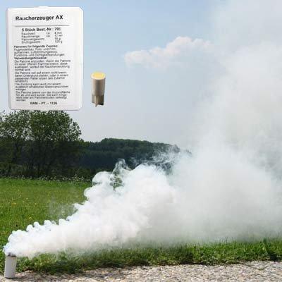 Rauchpatronen Björnax AB  AX-3 weiss 10 Stück thumbnail