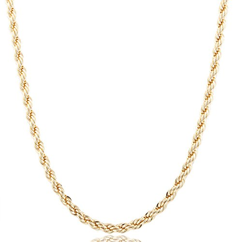 ope Chain (24 inches) (P-273) (24 Inch Gold Tone Chain)