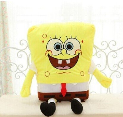 SpongeBob SquarePants Cuddle Pillow ()