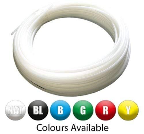 B11-00462 - 12mm O/D x 10mm I/D x30M Lengt h Blue Nylon Tube- Metric to