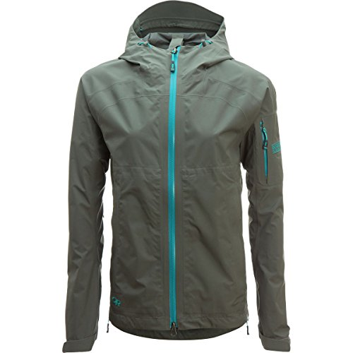 Outdoor Research Aspire Jacket - Women's Pewter/Typhoon, L