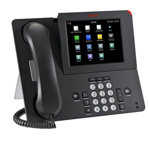 Avaya 9670G Corded IP Phone Without Power Adapter (Certified Refurbished) -  Avaya Inc., 24756