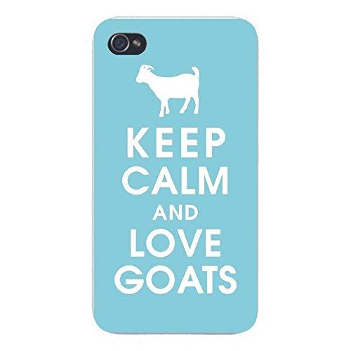 Keep Calm And Love ratas teléfono celular [personalizable por los compradores] [crear su propio teléfono celular] Slim...