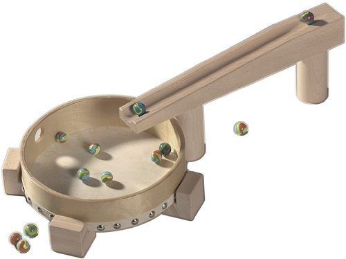 Haba Drum - Marble Ball Track Accessory (Made in Germany) by