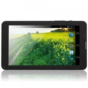 "7"" Capacitive Dual-Core Android 4.0 4GB Phone Tablet PC Dual-SIM 2G Bluetooth GPS FM Black & Blue"
