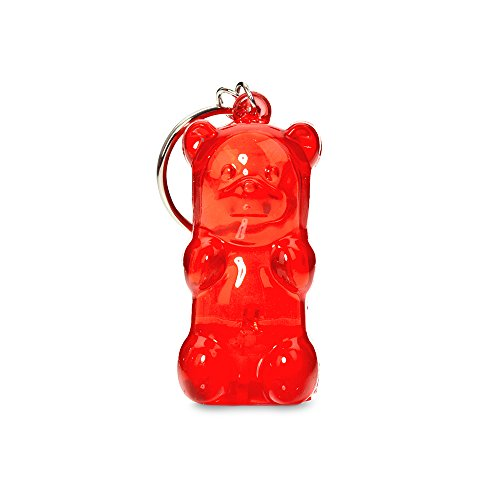 Gummygoods Bite-Sized Gummy Bear Keychain Nightlight in -