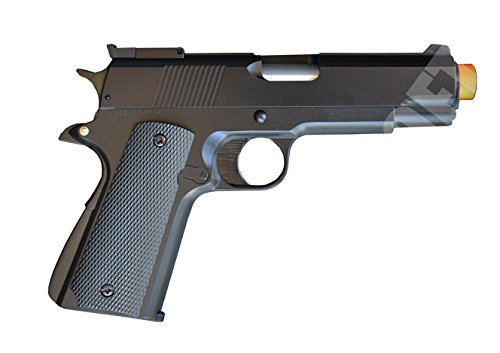 1911 Gas Airsoft Gun (HFC HG123 1911 Airsoft Gun Gas Powered Pistol)