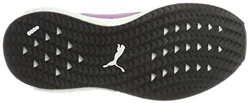 Puma Donna L.sneaker Darkpurple / Nero Darkpurple / Nero