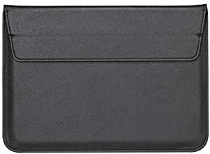 Envelope Laptop Sleeve Case Carry Pouch Cover For Apple Macbook Retina 15 15.4inch-black