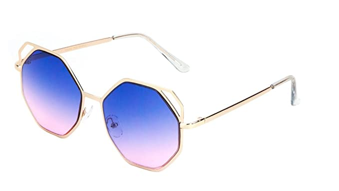 cool looking cheap geometric sunglasses for girls