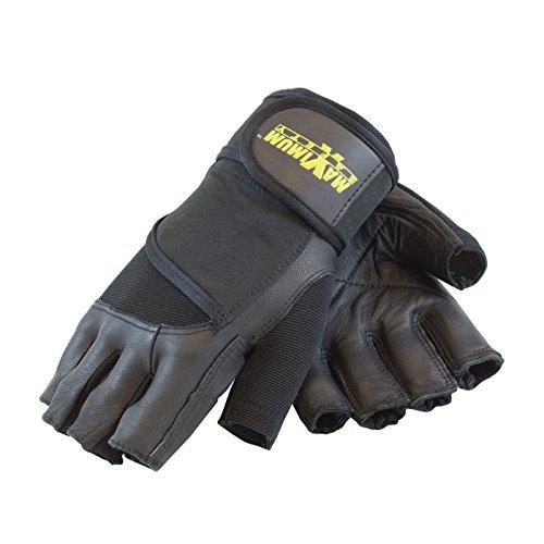 Maximum Safety 122-AV20/XXL Leather Anti-Vibration Gloves by Maximum Safety (Image #2)