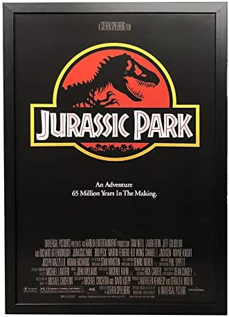 Jurassic Park Movie Poster 24 x 36