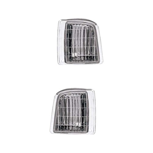 Gmc Safari Corner Light (CHEVROLET/GMC ASTRO VAN/SAFARI PAIR CORNER LIGHT 95-03 NEW)