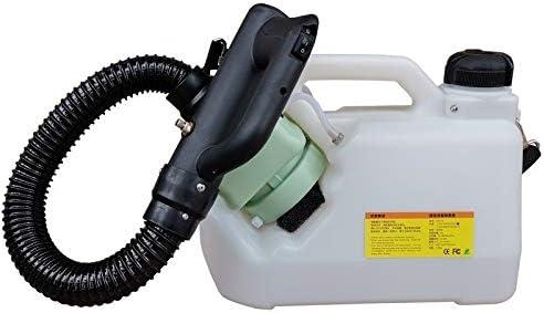 Ultra-Low Capacity Backpack Disinfection Machine Atomizer Suitable for Indoor Outdoor Garden Hotel Station School Handheld Garden Sprayer 8L Electric Ulv Fogger Sprayer Machine Atomizer Sprayer