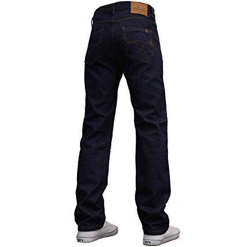 Darkwash Vaquero Jeans para Tough Hombre aRXYg