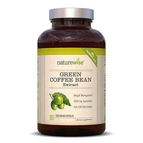 NatureWise Grüner Kaffee Extrakt