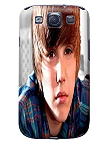 Faustino Olea New shockproof protection case tpu phone cover for Samsung Galaxy s3 (Justin Bieber)