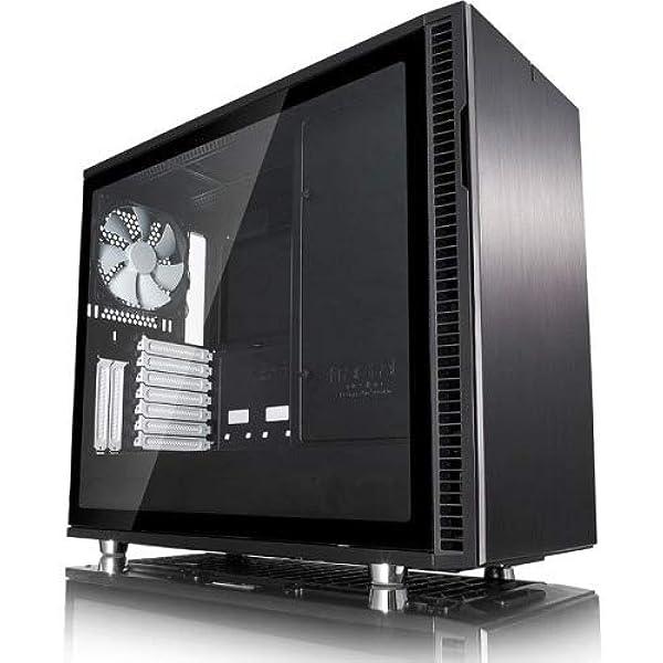 Amazon.com: Fractal Design Define S2 USB C Blackout TG ...