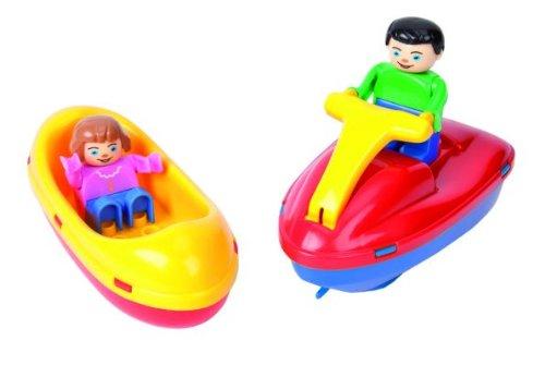 BIG Waterplay Zubehör - Waterplay Fun Boat Set