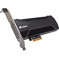 Corsair Neutron Series NX500 400GB Add in Card NVMe PCIe 3.0 x 4 SSD with Heatsink