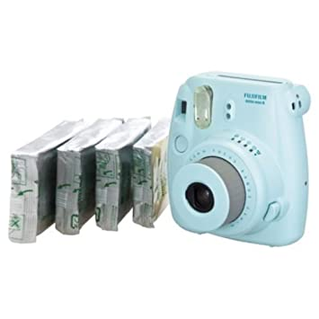 Instax Mini 8 Instant Camera Gift Bundle With 40 Shots
