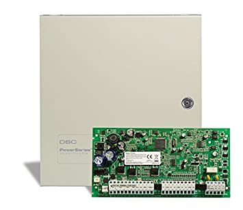 Tyco POWERSERIES PC1616 6-16 Zone Control PAN in Small Cabinet PC1616SNK by DSC