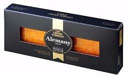 Almond Marzipan with Burnt Sugar Finish