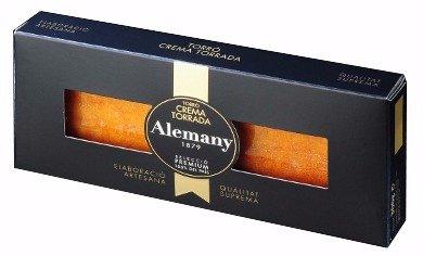 Almond Marzipan with Burnt Sugar Finish ()