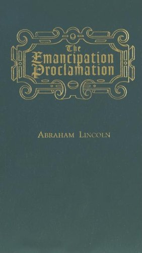 The Emancipation Proclamation (Little Books of - Liberty Outlets Village