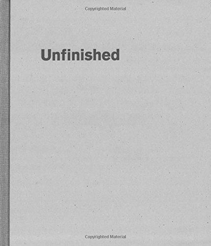Unfinished: Thoughts Left Visible