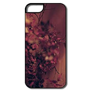 PTCY IPhone 5/5s Designed Vintage Dried Flowers