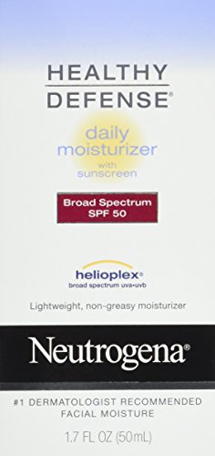 Neutrogena Healthy Defense Daily Moisturizer 1.7 Oz. 2 Pack