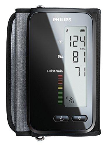 Philips DL8760/01 Oberarm-Blutdruckmessgerät mit App-Anbindung, (Nur für Deutschland)