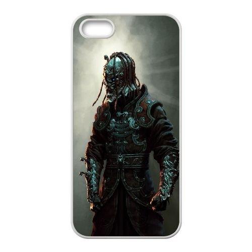 B2G11 Age of Conan K2L2YF coque iPhone 4 4s cellulaire cas de téléphone couvercle coque blanche DL3LQN7NN