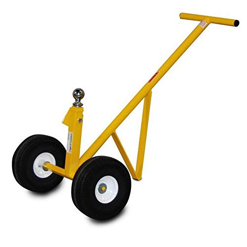 Snap-Loc All-Terrain Trailer & Equipmnt Mover With 500 Lb Capacity, 10 Inch Airless Wheels And 2