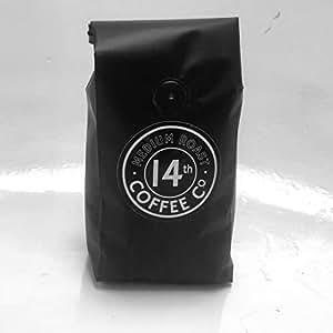 14th Coffee Co. Essex Medium Roast - 1/2 lb Bag - Whole Bean Coffee