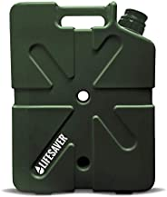 ICON LIFESAVER Systems Lifesaver 20,000 Liter Jerrycan Water Purification System, OD Green