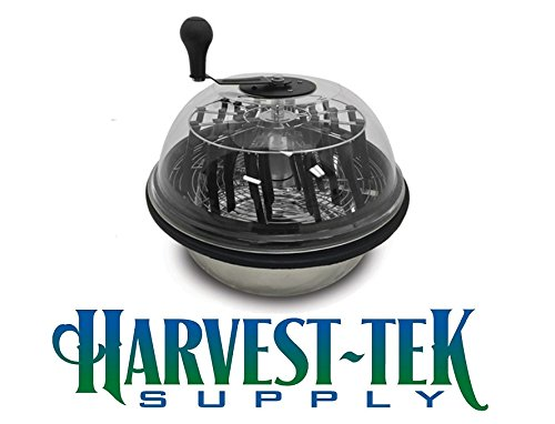HARVEST-TEK SUPPLY 16'' PRO-Cut Bowl Trimmer W/Clear Top, Spin Cut Pro