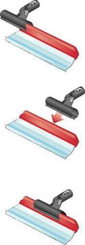 NEW Shurhold Shur-Dry Flexible Water Blade Adapter Item # 265
