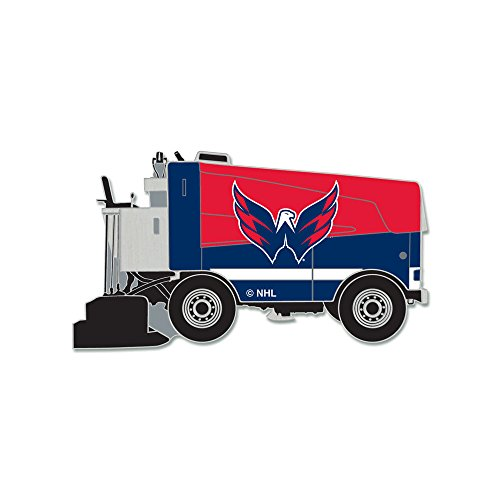 Washington Capitals Zamboni Cloisonne Pin Nhl Pins