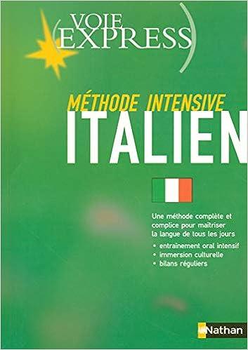 Methode Intensive Italien Livre Vincent Ghersin Paola
