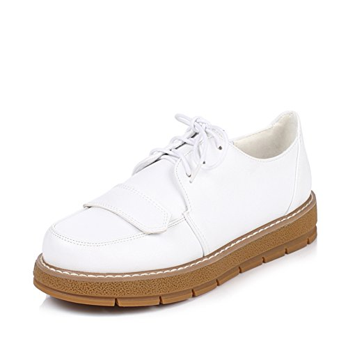 Corte de encaje plano bajo zapatos/encaje A