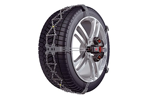 Thule K-Summit XXL Snow Chains for SUVs and Light Trucks One Color, K66 (Snow Summit)