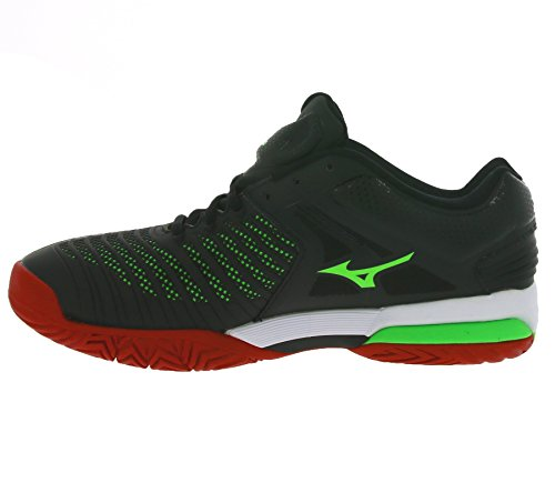 Intense Da AC Wave Scarpe 2 Black Tennis Tour Mizuno vpwZx5Uqf