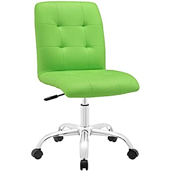 Superior Modway Prim Mid Back Office Chair, Bright Green