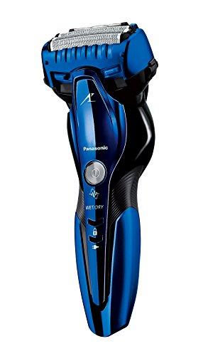 ریش تراش مردانه پاناسونیک Lamdash سه تیغه ES-CST8Q-A آبی ساخته شده در ژاپن
