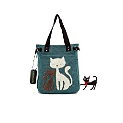 Black Friday Deals Cyber Monday Deals Week Clearance Sale 2018 & Holiday Gifts & Anniversaries Gifts & Best Gifts &Birthday Gifts from Valentoria.One pcs of Cute canvas bag