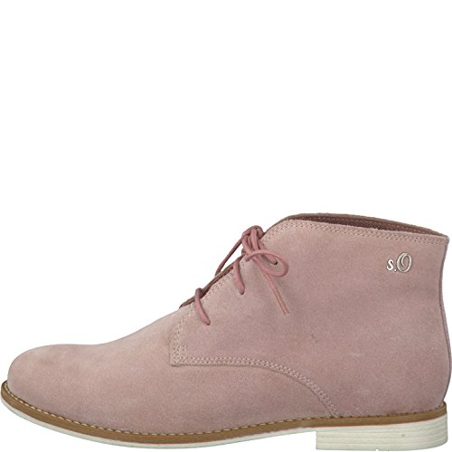 Old Ankle Leisure Desert Shoes 25100 Women's Fashionable Oliver Boots Boots 5 28 s Womens 5 Rose Boots ZRSqz