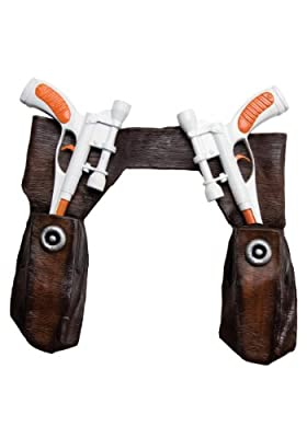 Cad Bane Guns and Holster - Child Ages 6 and up